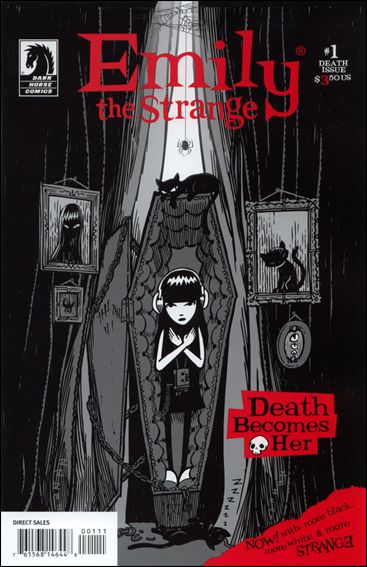 Emily the Strange (2007) 1-A by Dark Horse