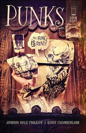Punks: The Comic 4-B