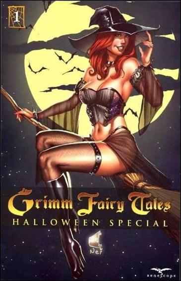 Grimm Fairy Tales: Halloween Special 1-B by Zenescope Entertainment