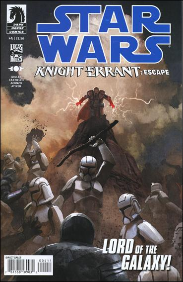 Star Wars: Knight Errant - Escape 4-A by Dark Horse
