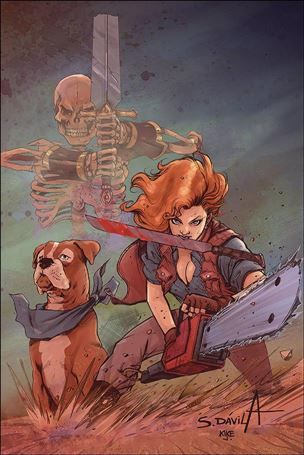 Death to the Army of Darkness 2-P