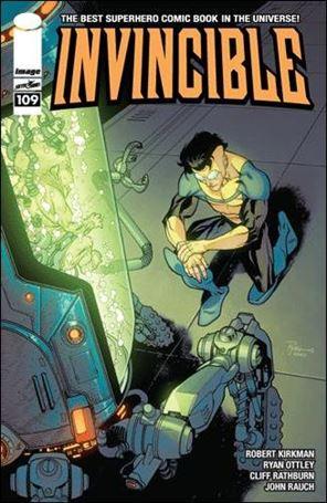 Invincible 109-A