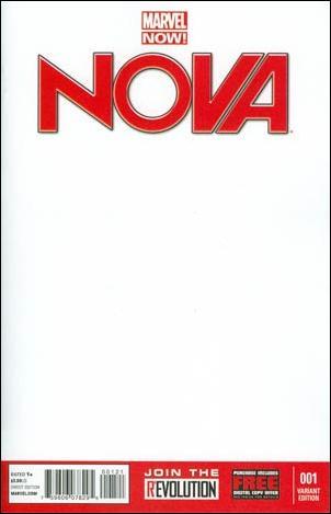 Nova (2013) 1-F by Marvel