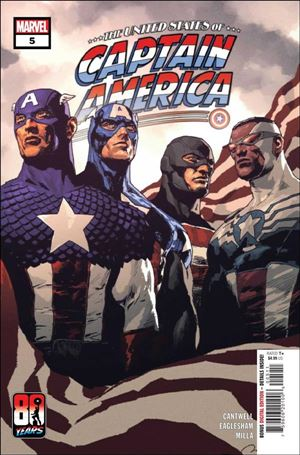 United States of Captain America 5-A