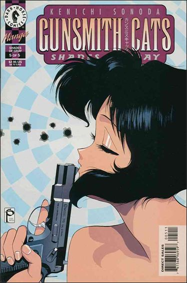 Gunsmith Cats: Shades of Gray 5-A by Dark Horse