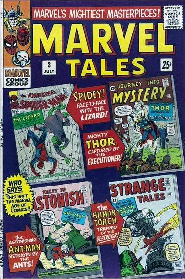 Marvel Tales (1966) 3-A by Marvel