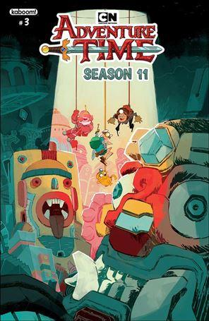 Adventure Time: Season 11 3-A