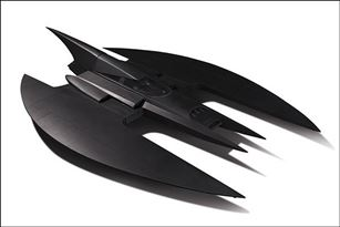 Batman Animated (Vehicles) The Batwing (Loose)