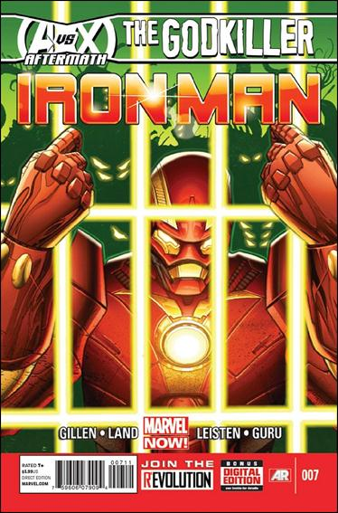 Iron Man (2013) 7-A by Marvel