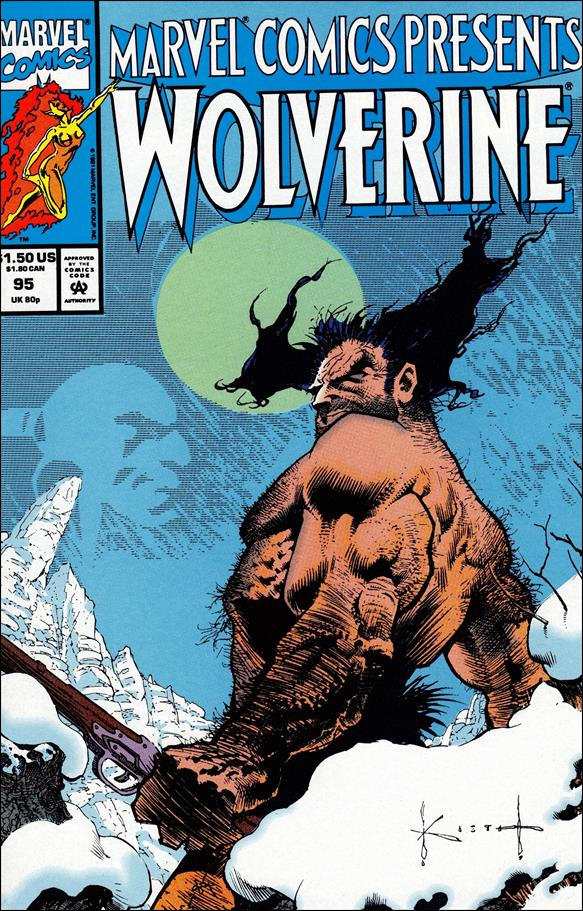 Marvel Comics Presents (1988) 95-A by Marvel