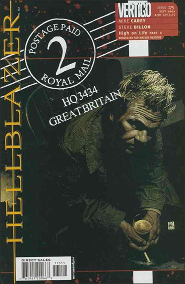 Hellblazer 175-A by Vertigo