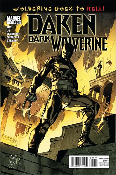 Daken: Dark Wolverine 1-A by Marvel