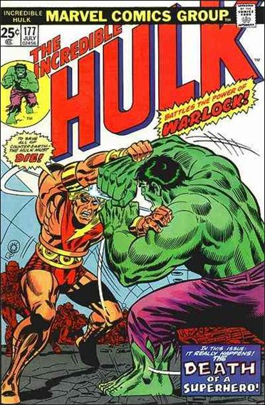 Incredible Hulk (1968) 177-A by Marvel
