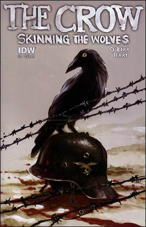Crow: Skinning the Wolves 1-B by IDW