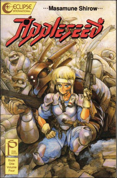 Appleseed Book 1 4-A by Eclipse