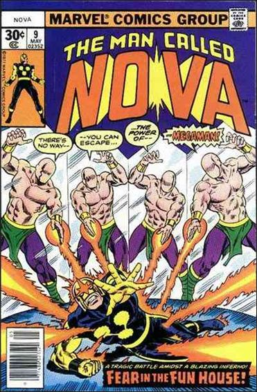 Nova (1976) 9-A by Marvel
