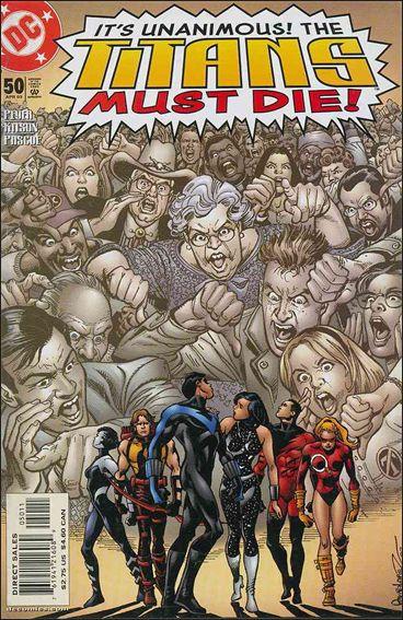 Titans (1999) 50-A by DC