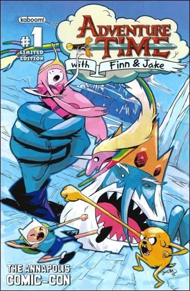Adventure Time 1-J by Kaboom!