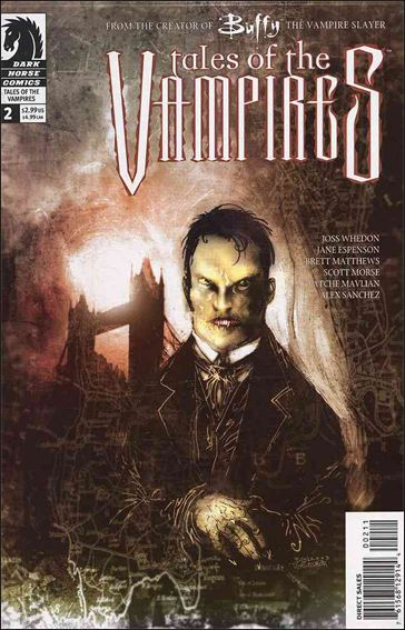 Tales of the Vampires 2-A by Dark Horse