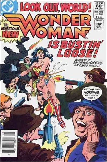 Wonder Woman (1942) 288-A by DC