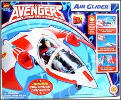 Avengers: United They Stand (Animated) Vehicles Air Glider by Toy Biz