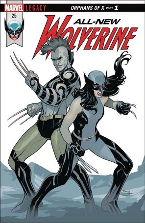 All-New Wolverine  25-A