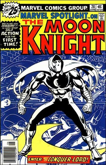 Marvel Spotlight (1971) 28-A by Marvel