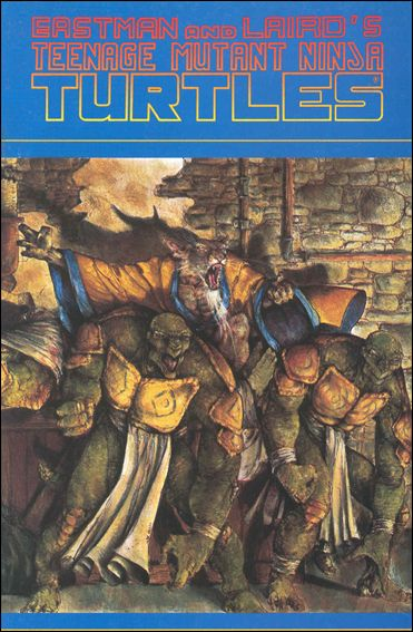 Teenage Mutant Ninja Turtles (1984) 35-A by Mirage
