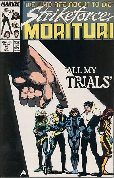 Strikeforce: Morituri 14-A by Marvel