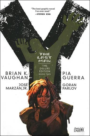 Y: The Last Man Deluxe Edition 2-A by Vertigo