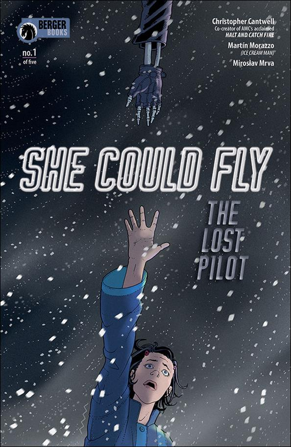She Could Fly: The Lost Pilot 1-A by Berger Books