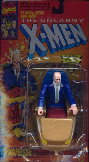 "X-Men 5"" Action Figures Professor X by Toy Biz"