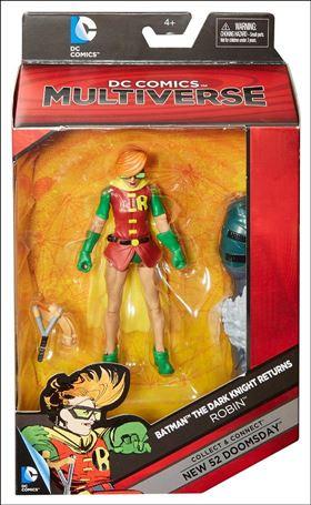DC Comics Multiverse (New 52 Doomsday series) Robin