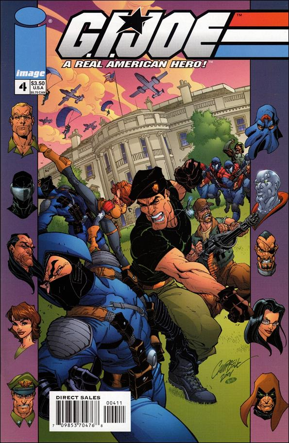 G.I. Joe (2001) 4-A by Devil's Due