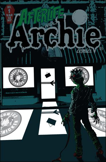 Afterlife with Archie 1-FP by Archie