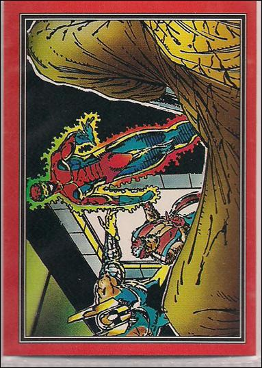 Youngblood: Series 1 (Base Set) 78-A by Comic Images