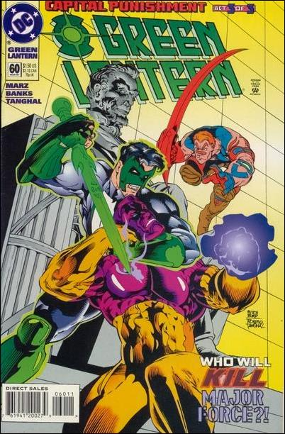 Green Lantern (1990) 60-A by DC