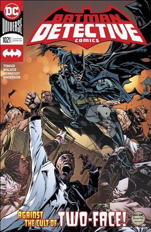 Detective Comics (1937) 1021-A