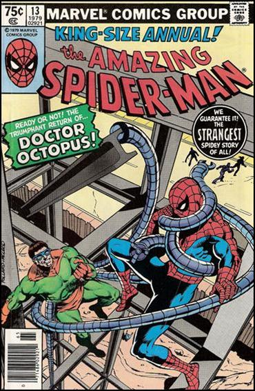 Amazing Spider-Man Annual (1964) 13-Z-Invalid by Marvel