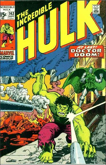 Incredible Hulk (1968) 143-A by Marvel