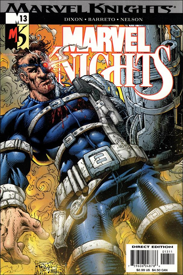 Marvel Knights (2000) 13-A by Marvel