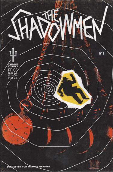 Shadowmen 1-A by Trident Comics