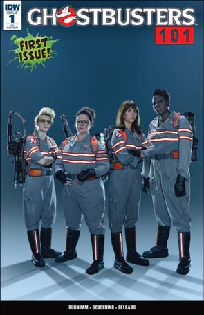 Ghostbusters 101 1-D