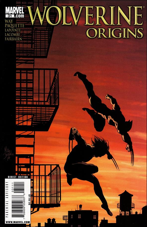Wolverine: Origins 31-A by Marvel
