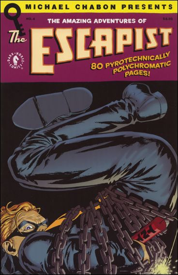 Michael Chabon Presents The Amazing Adventures of the Escapist 4-A by Dark Horse