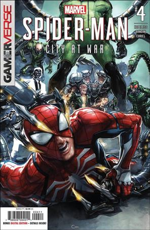 Spider-Man: City at War 4-A