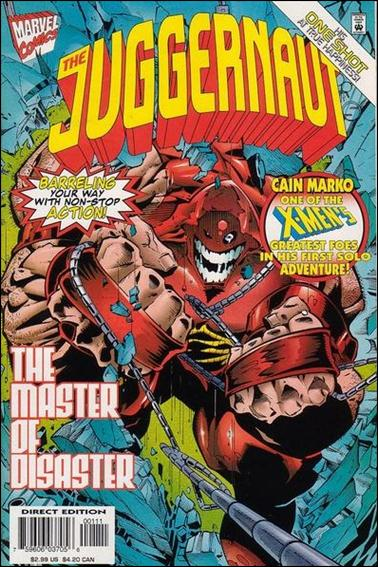 Juggernaut (1997) 1-A by Marvel
