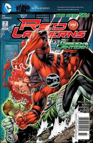 Red Lanterns 7-A
