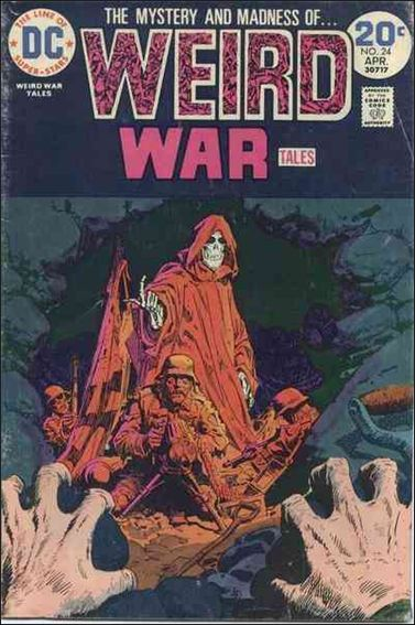 Weird War Tales (1971) 24-A by DC