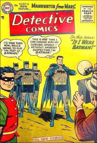 Detective Comics (1937) 225-A by DC